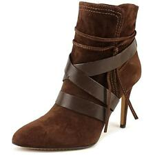 Vince Camuto Solter Women  Pointed Toe Suede  Ankle Boot NWOB