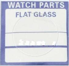 Watch Mineral German Crystals Flat Dia 29.1mm to 32.0mm ,Thickness 2.5mm