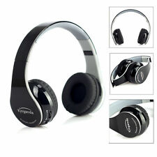 Wireless Bluetooth Stereo Headset  Foldable Headphone for Sumsung Tablet  PC  LG