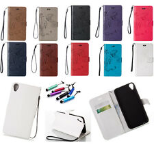 Luxury Strap Deluxe Leather Wallet Flip Case Cover For Apple iPhone 6 6S Plus