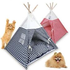 HOT Portable Foldable Pet Kennel Dog Cat Bed House Tent for Indoor/Outdoor H8R9