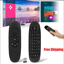 2.4G Wireless Remote Control Keyboard Air Mouse For XBMC Android TV Box Mini PC