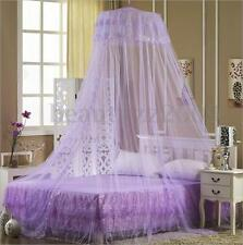 Mosquito Net Netting Bed Home Canopy Curtain Dome Queen Size Sleep Protect 2016