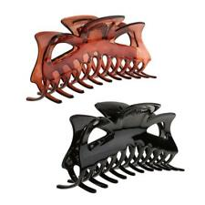 High Quality 14cm Large Resin Jaw Hair Claw Clamp Clip Women Lady Hair Jewelry