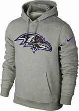 Nike Baltimore Ravens Fly Over Camo Logo Men's NFL Pullover Hoodie New