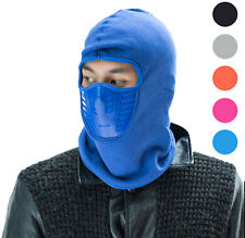 New Balaclava Hood Swat Cap Ski Mask Bike Beanies Winter Wind Stopper Face Hats