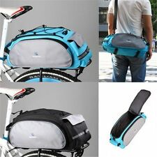 Bike Bicycle Cycling Rear Panniers Bag Trunk Pouch Seat Cargo Pack
