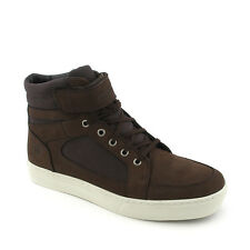 New Mens Timberland Brown Leather/Canvas Mens Earthkeepers 2.0 Cupsole Chukka