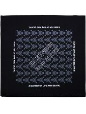 Iron Maiden A Matter Of Life & Death Black Bandana