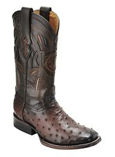 Ostrich Rodeo Western boots made by Cuadra boots