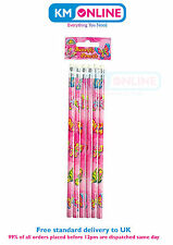 Butterfly Pencils with Eraser Kids Girls Birthday Party Loot Bag Filler 150-168