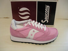SAUCONY JAZZ ORIGINAL GIRLS- YOUTH SHOES- SNEAKERS (GS) 8015-107- PINK / WHITE