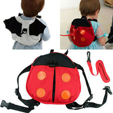 Stunning Baby Kid Toddler Walking Safety Harness Strap Backpack Reins Leash Bag