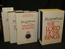 Tolkien,  J.R.R. THE LORD OF THE RINGS Trilogy Slipc...