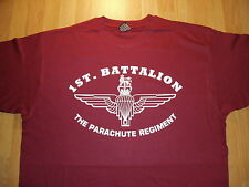 The Parachute Regiment - Printed T-shirt - 1, 2, 3, 4, 10, 15 Para Battalions