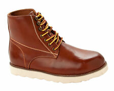 MENS WINTER CASUAL WALKING HIKING DESERT CHUKKA BOOTS TRAINERS WORK SHOES SIZE