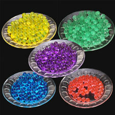 20 Bags Water Beads Marbles Crystal Magic Soil Mud Flower Plant Aquarium Decor