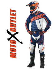 2017 MSR Dirt Bike Axxis Racing Gear Pants Jersey MX Off Road Atv Orange Blue