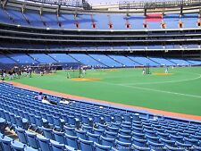 08/27/2017 Toronto Blue Jays vs Minnesota Twins Rogers Centre 113AR