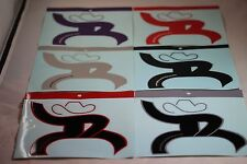 """HOOey  Roughy Stickers/Decals Multi-Colors your choice  Large 6.5"""" X 6.5"""""""