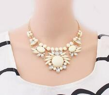 Bib Fashion 1 Pcs Necklace Crystal Jewelry​ Mixed Choker Bubble Womens Statement