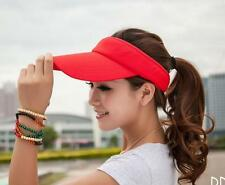 New Sports  Headband Cap Unisex Men Women 2017 Sun Visor Adjustable Tennis Golf