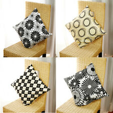 """2x Fashion Couch Sofa Bed Decorative Throw Pillow Case Cushion Cover 17"""" x17"""""""