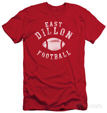 Friday Night Lights - East Dillon Football (slim fit) Apparel T-Shirt - Red