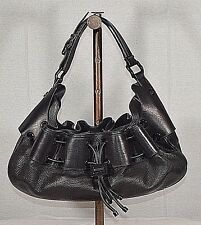 Burberry Prorsum Leather Warrior Bag. Hobo Bag Exceptional Value at this price.
