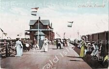 Suffolk Lowestoft On the Pier Old Photo Print - Size Selectable