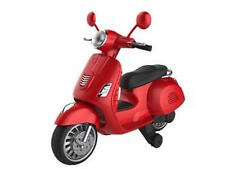 Kids electric 6v moped Vespa style scooter electric e scooter motorbike ride on