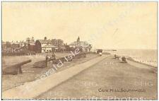 Suffolk Southwold Gun Hill (Saluting the Battle of Sole Bay)  Old Photo Print