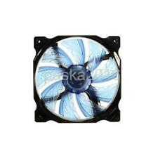 3/4 Pin 120mm PWM PC Computer Case CPU Cooler Cooling Fan with LED Lot