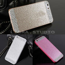 Rhinestone Glitter Hard Back Cases Covers Protective Skins for Apple iPhone 6