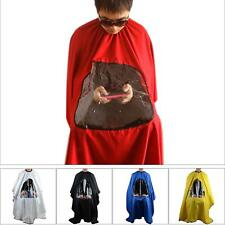 Salon Barber Hairdressing Gown Hair Cut Cape Hair Cutting Coloring Colthes
