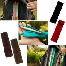 Portable Fishing Rod Case Storage Bag Cover Sock Soft Durable Sleeve Protector