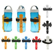 Plastic Adjustable Water Bottle Cage Holder - Bicycle Cycling Mountain MTB Bike