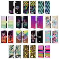 HEAD CASE DESIGNS TREND MIX LEATHER BOOK WALLET CASE COVER FOR HTC DESIRE 320