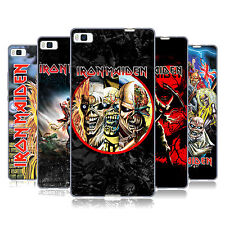 OFFICIAL IRON MAIDEN ART SOFT GEL CASE FOR HUAWEI PHONES