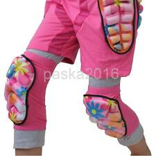 Unisex Kids Knee Protector Warm Knee Guard Pads for Ski Skiing Snowboard