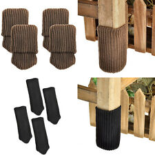 4/8/12x Table Chair Desk Foot Leg Cover Protector Socks Sleeve Protect Floor Hot