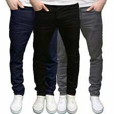 Eto Mens Designer Branded Fashion Slim Fit Tapered Leg Chinos, BNWT