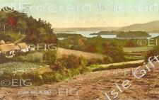 View of Lough Gill colour Old Irish Photo Print - Size Selectable Sligo Ireland