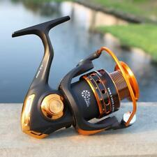 12+1BB High Strength Strong Metal Right / Left Saltwater Fishing Spinning Reel