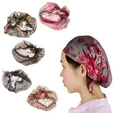 Women Night Sleep Hat Sleep Turban Hat Cap Hair Bonnet Chemo Sleep Cap Headwear