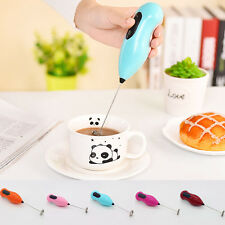 New Electric Whisk Mixer Coffee Stirrer Milk Frother Drink Foamer Egg Beater