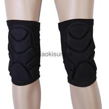 1 Pair Foam Snowboard Ski Skateboard Scooter Knee Pads Brace Guards Protection