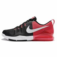 Nike Zoom Train Action Black Red Men Shoes Trainers 852438-002 A+