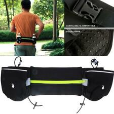 Lightweight Running Gym Cycling Hiking Water Bottle Waist Belt Bum Bag