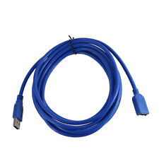 USB 3.0 Type A Male to Female M/F Extension Extender Cable Cord Adapter